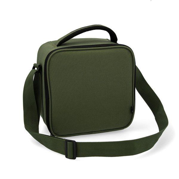 bolsa porta alimentos verde