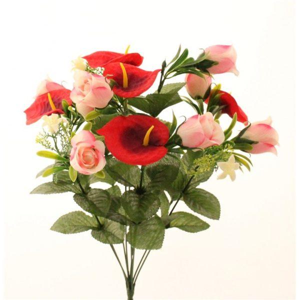 anturium rosa