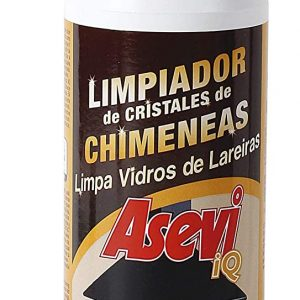 limpiador cristales chimeneas