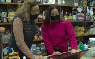 Aparición en noticia de Balaguer TV sobre la reinvención por la pandemia