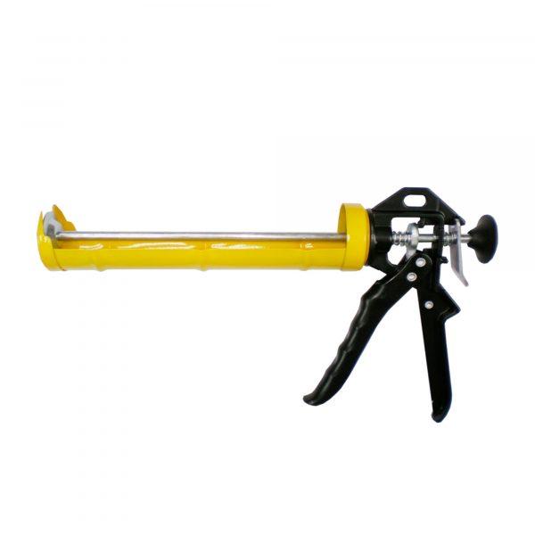 pistola silicona giratoria