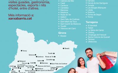 Participación en la 11ª edición de la campaña de la «Xarxa de Barris Antics de Catalunya»